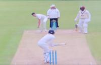 VIDEO: अर्जुन तेंदुलकर की रफ्तार के आगे बेबस हुआ बल्लेबाज, उड़ गयास्टंप