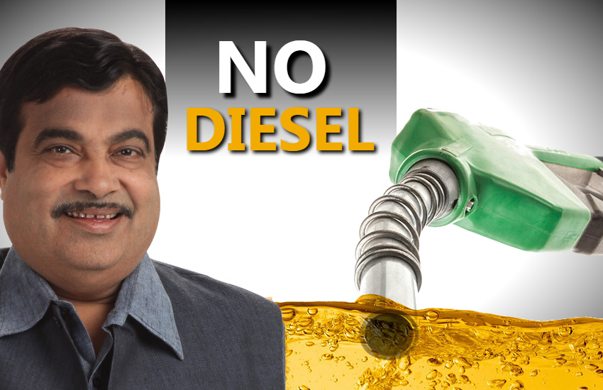 Maharastra 6 district diesel free, Nagpur, Bhandara, Gondia, Chandrapur, Gadchiroli, Wardha, diesel-free, Union Minister Nitin Gadkari