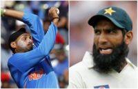 IND vs PAK : जब 'छुरी-कांटा' हाथ में लेकर भिड़ गये थे हरभजन सिंह और मोहम्मद यूसुफ