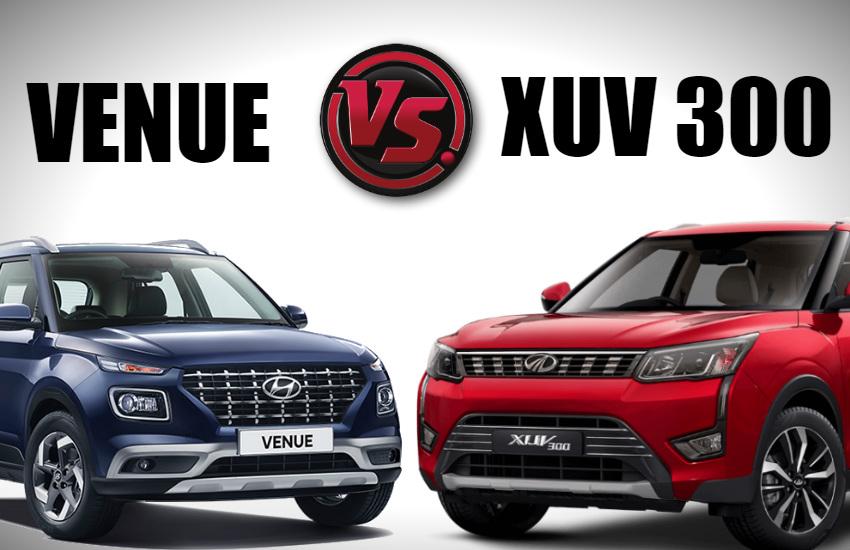 Hyundai Venue vs Mahindra XUV300, best selling compact suv in india, Hyundai Venue price, Hyundai Venue features, Hyundai Venue detail, Hyundai Venue bookings, Hyundai Venue sales