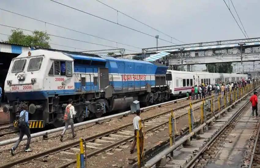 ndian railways