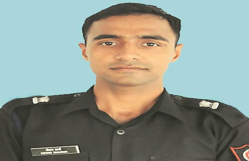 Anantnag encounter, Major Ketan Sharma, jammu and kashmir, whatsapp message, army, indian army, terrorism