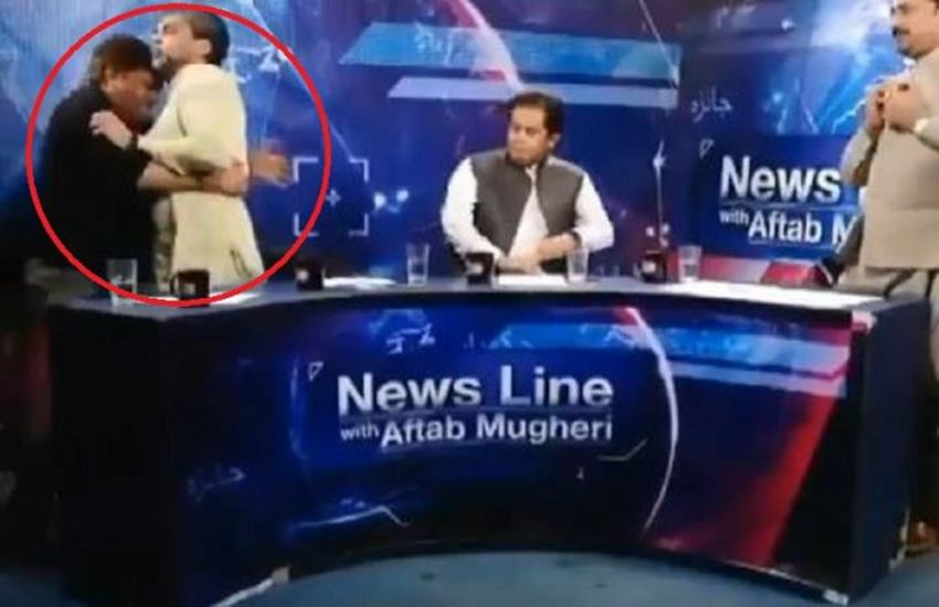pakistan TV debate