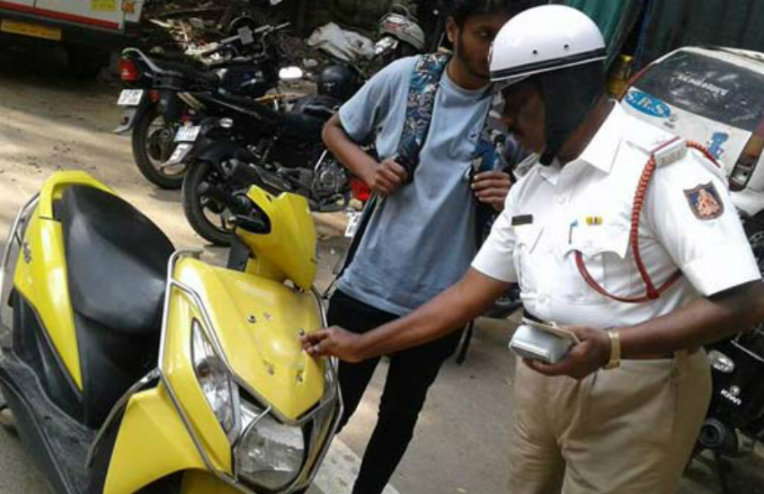 police sticker of car and bike, press sticker on vehicle, judge sticker on car, mumbai police, traffic rules, new traffic rules fine