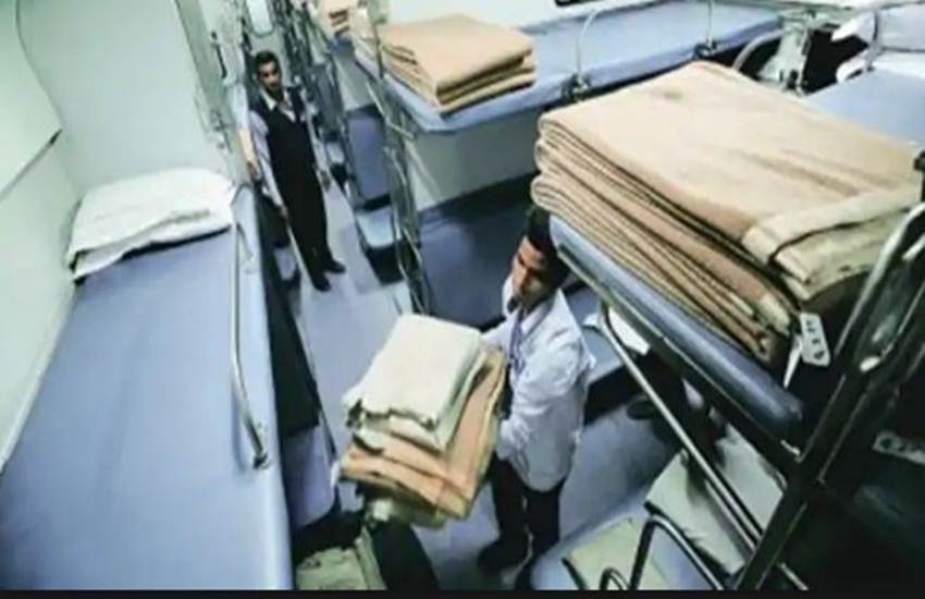 IRCTC, IRCTC blanket, IRCTC, Indian Railways, Jammu and Kashmir, Chennai, Tamil Nadu, State News, IRCTC News, Tourism News, Hindi News