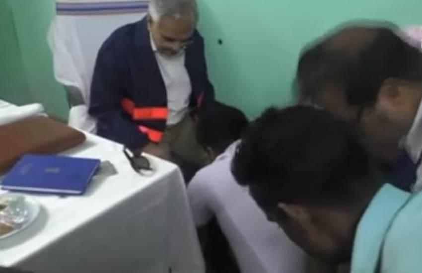 NITI Aayog, PM Modi, Rajiv kumar, viral video, social media, central govt, govt of india, hindi news, dhanbad news