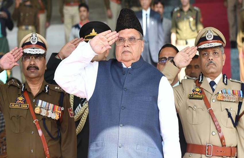 Jammu and Kashmir, Kashmir, Hurriyat leader, Governor Satya Pal Malik, Narendra Modi Cabinet, Doordarshan, Srinagar, Prakash Javadekar, PMO Jitendra Singh, Mirwaiz Umar Farooq, india news, Hindi news, news in Hindi, latest news, today news in Hindi