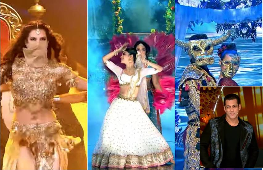 19 July Nach Baliye 9, 19 July Nach Baliye 9, Dance Jodis Drama and Salman Khan in Nach Baliye, A perfect masala of Entertainment Nach Baliye, Nach Baliye 19 July 2019 Full Episode,, entertainment news, Bollywoo news, Television news