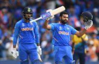 सेमीफाइनल मैच में टीम इंडिया से जीतकर भी रोहित शर्मा से हारा न्यूजीलैंड, बना ये बड़ा रिकॉर्ड