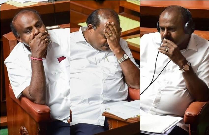 खुद कभी बगावत कर बने थे CM, पर कभी भी कार्यकाल पूरा नहीं कर पाए एचडी कुमारस्वामी