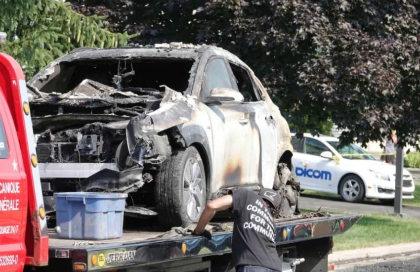 Hyundai Kona Electric Explodes, Hyundai Kona Electric suv explosion, Hyundai Kona Electric catches fire, Hyundai Kona Electric montreal, Hyundai Kona Electric price in india