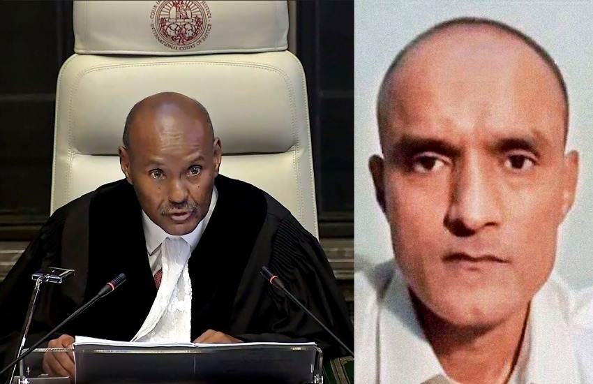 ICJ Verdict on Kulbhushan Jadhav, kulbhushan jadhav, pakistan, international court of justice, ICJ, pakistan army, icj decision on kulbhushan jadhav, india-pakistan relation, कुलभूषण जाधव, अन्तरराष्ट्रीय न्यायालय,
