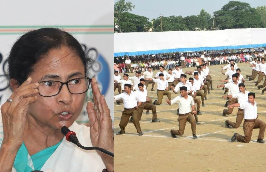 West Bengal, Chief Minister, Mamata Banerjee, TMC, Join RSS, RSS, Mohan Bhagwat, BJP, Narendra Modi, Amit Shah, Bengal News, RSS News, Join RSS, RSS Website, State News, India News, National News, Hindi News
