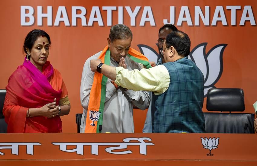 Sanjay Singh, Former Congress Rajya Sabha MP, Congress, Rajya Sabha, Wife, Amita Singh, BJP, Bharatiya Janata Party, Working President, JP Nadda, New Delhi, National News, Hindi News