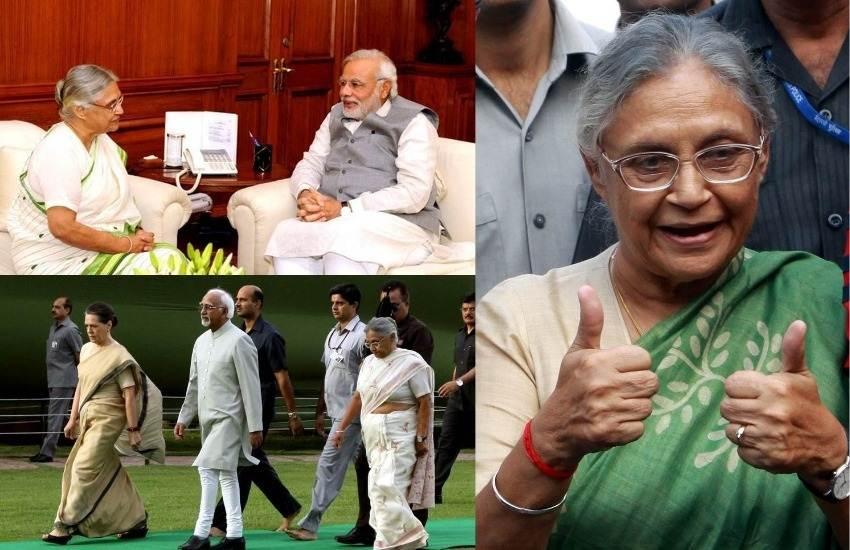 15 साल में दिल्ली को चमकाया, विरोधी भी कायल; जब कमजोर पड़ी कांग्रेस तो शीला ने मोर्चा संभाला