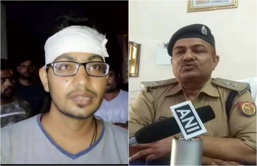 Shamli, Nazin Ahmad, Power Department, SDO, beaten up by unknown persons, Kairana, SP MLA, Nahid Hasan, SP, police station, RK Srivastava, Investigation underway, crime news, india news, Hindi news, news in Hindi, latest news, today news in Hindi