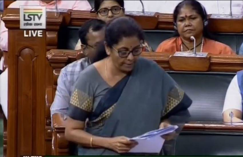 Finance Minister, Nirmala Sitharaman, Budget, fiscal consolidation, public expenditure, GST Council, infrastructure development, MSP, india news, Hindi news, news in Hindi, latest news, today news in Hindi