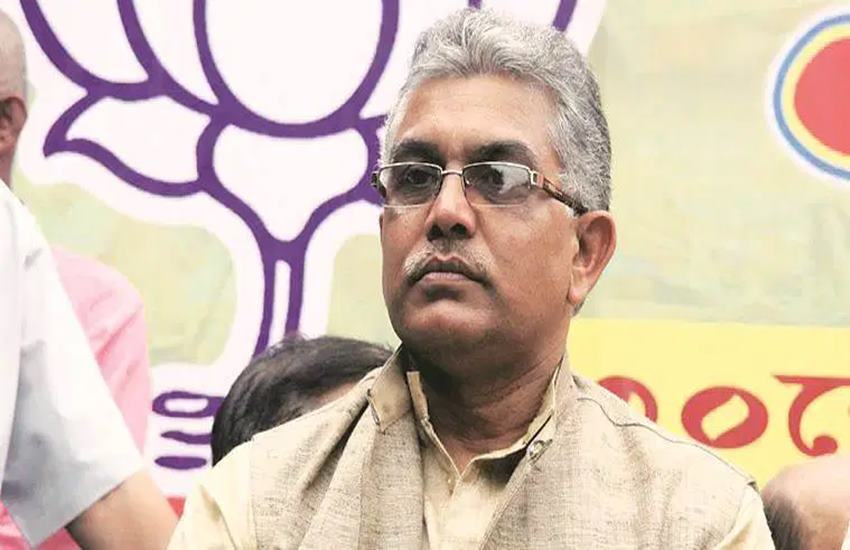 BJP Bengal Chief Dilip Ghosh