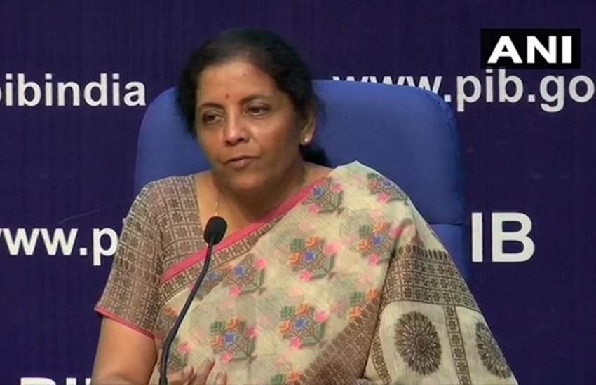 Nirmala Sitharaman, Finance Minister, Press Conference, Economy, Indian Economy, GDP, Banks, Fake Companies, Loan, NPA, Market Capitalization, Business News, India News, National News, Hindi News