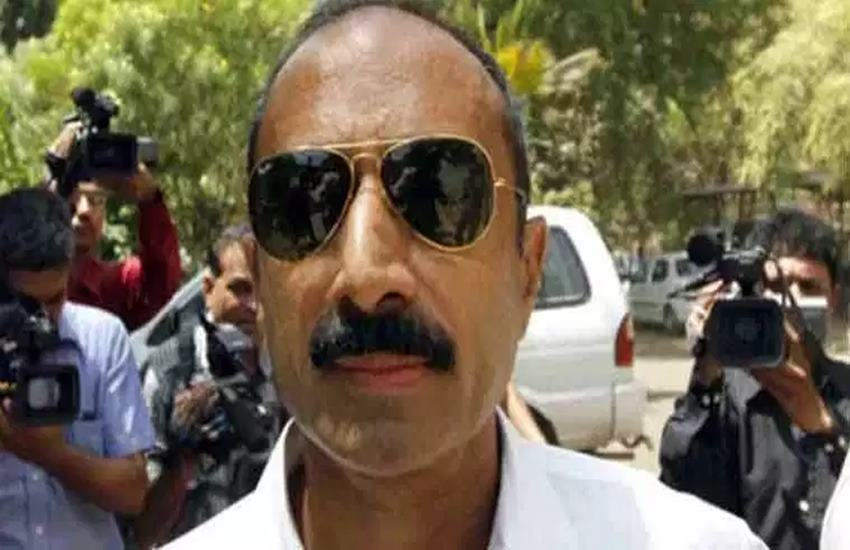 Former IPS officer Sanjiv Bhat
