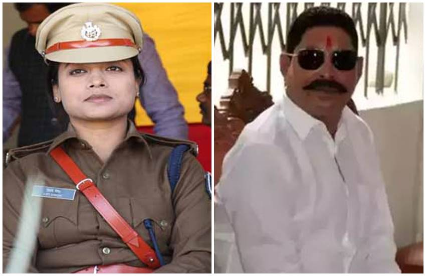 IPS officer, Lipi Singh, Anant Singh, Mokama MLA, MLA Anant Singh, JDU leader, RCP Singh, ASP Lipi Singh, india news, Hindi news, news in Hindi, latest news, today news in Hindi