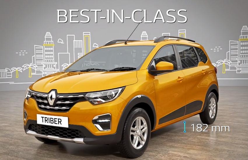 Renault Triber Variants detail, renault triber variants comparison, renault triber variants explained, Renault Triber RXE, Renault Triber RXZ, Renault Triber RXT, Renault Triber RXL, Renault Triber features, Renault Triber specification, Renault Triber detail