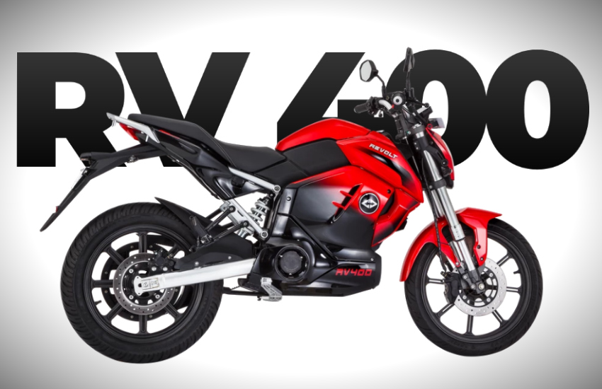 Revolt RV 400 electric bike, Revolt RV 400 price, Revolt RV 400 bookings, Revolt RV 400 features, Revolt RV 400 driving range, Revolt RV 400 battery pack, Revolt RV 400 detail, Revolt RV 400 specification, electric bike in india