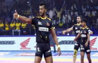 Haryana Steelers vs Telugu Titans: हरियाणा स्टीलर्स के खिलाफ एकतरफा मुकाबले में तेलुगू टाइटंस ने मारी बाजी, चमके सिद्धार्थ देसाई