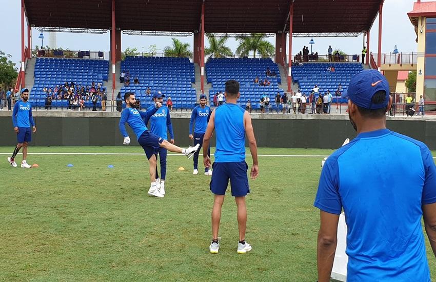 team india PRACTICE SESSION