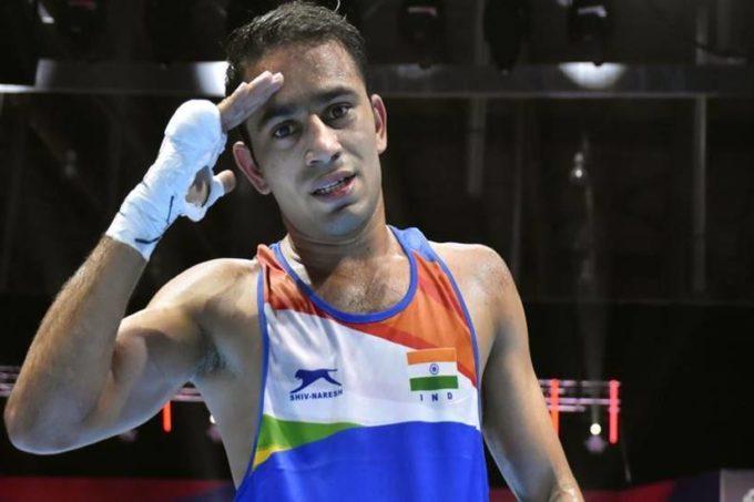 World Boxing Championship: फाइनल में पहुंचने वाले पहले भारतीय एथलीट बने अमित पंघाल, जीता ब्रॉन्ज मेडल