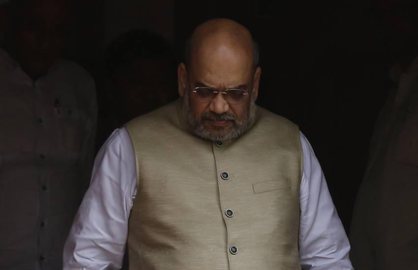 Home Minister, Amit Shah, Lipoma, bjp, KD hospital, gujarat, Ahmedabad, private hospital, Lipoma illness