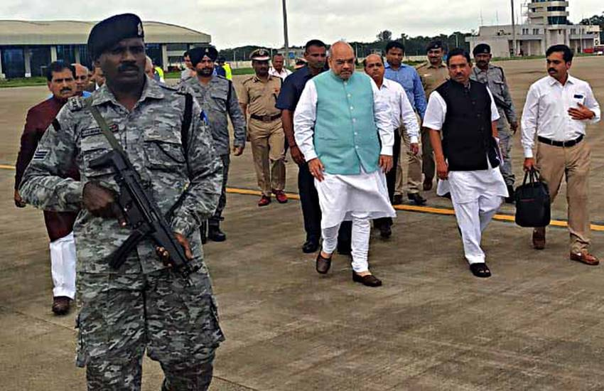 Amit Shah, Home Minister, NSG, NSG security, CRPF, nsg commando, nsg gaurd, Home Ministry, crpf security
