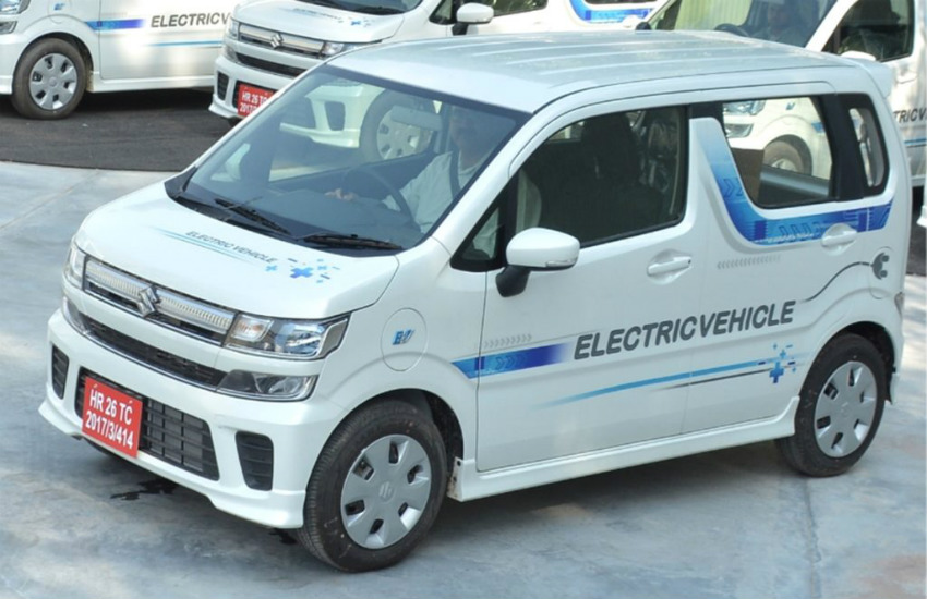 Maruti Suzuki WagonR Electric, Maruti Suzuki upcoming electric cars, cost of electric vehicle in india, infrastructure of EV in india, charging infrastructure in india, maruti suzuki wagon r electric price,