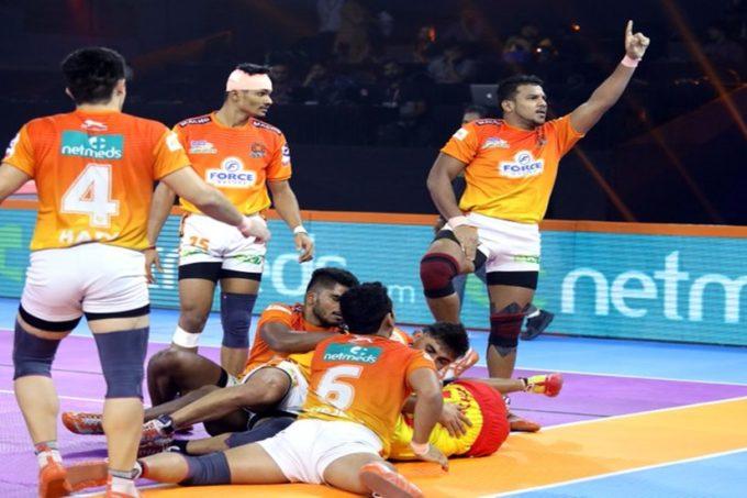 Puneri Paltan vs Gujarat Fortune Giants: एकतरफा मुकाबले में पुणेरी पलटन को मिली जीत, 43-33 के अंतर से गुजरात फॉर्च्यून जायंट्स कोहराया