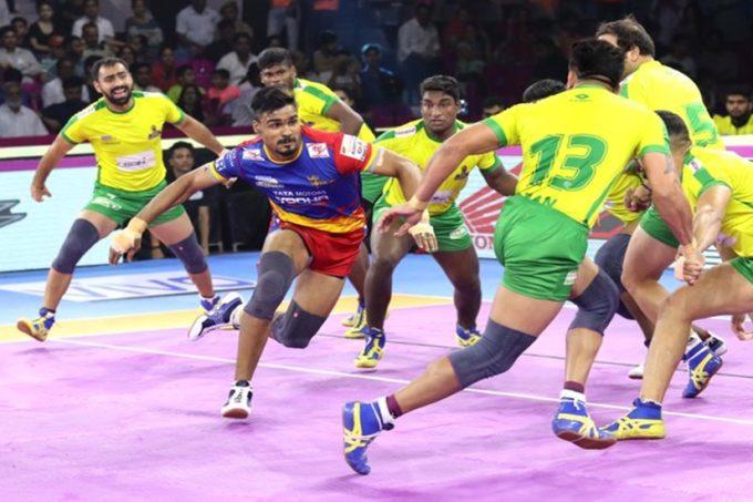 Pro Kabaddi 2019 Live Score, UP Yoddha vs Tamil Thalaivas Live Score: एकतरफा मुकाबले में यूपी योद्धा को मिली जीत, 42-22 के अंतर से तमिल कोहराया